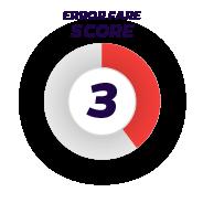 EF score 3